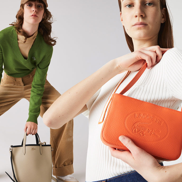 The Latest Leather goods