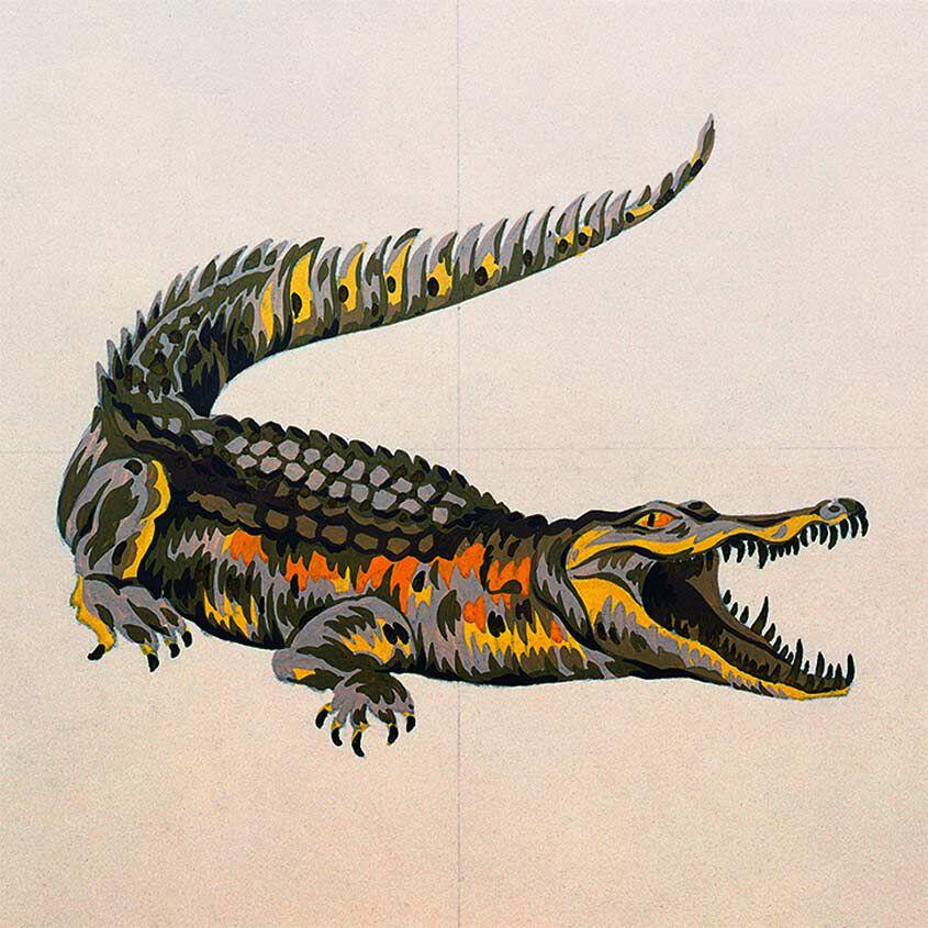 Once Upon a Crocodile