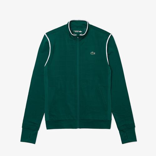 Men's Lacoste Sport Thermo-regulating Zip Sweatshirt