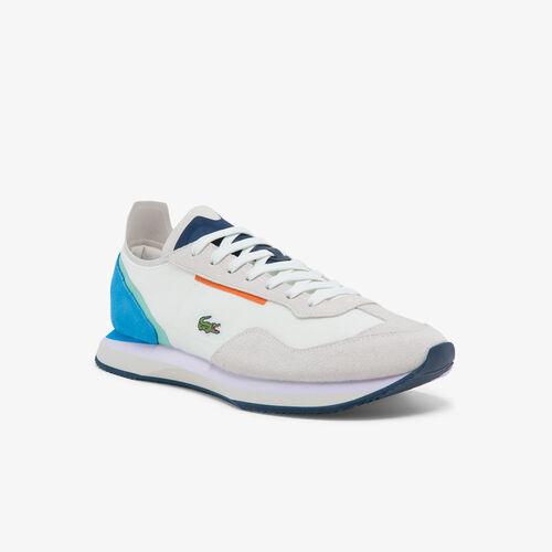 Men's Match Break Textile Sneakers