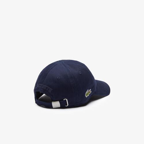 Kids' Solid Gabardine Cap