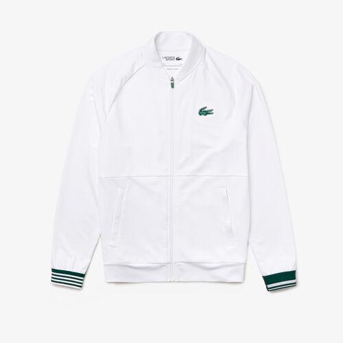 Men's Lacoste Sport Technical Zip Sweatshirt
