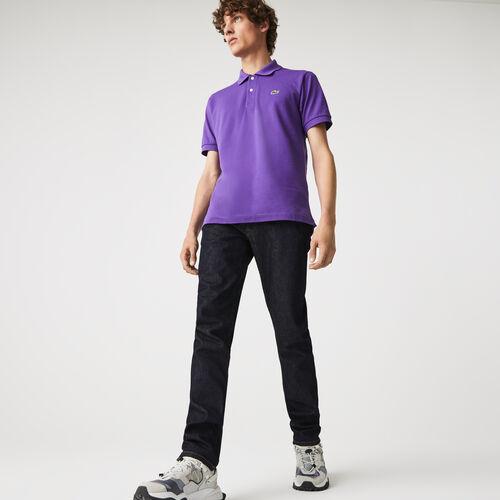 Men's Slim Fit Stretch Denim 5-pocket Jeans