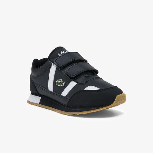 Children's Partner Synthetic Sneakers