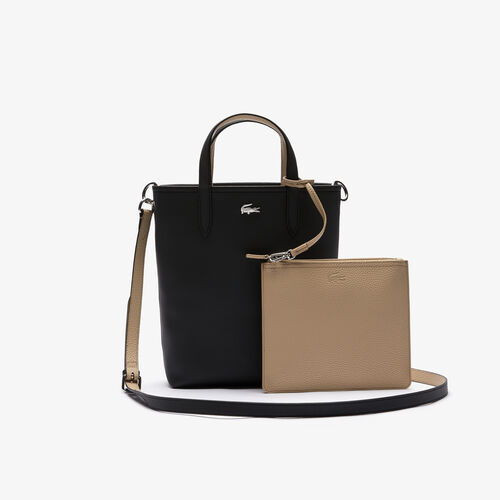 Women's Anna Reversible Coated Canvas Tote Bag