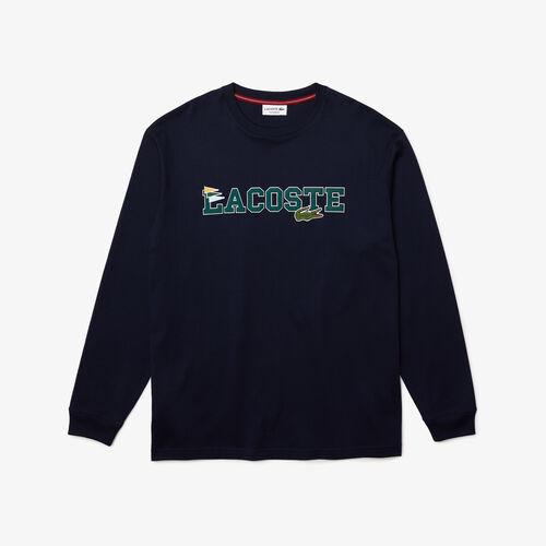 Men's Branded Cotton T-shirt