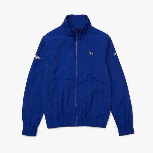 Men's Lacoste Sport X Novak Djokovic Lightweight Zip Jacket