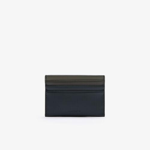 Men's Fitzgerald Gradated Leather Card Holder
