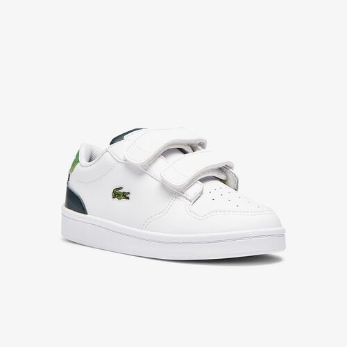 Infants' Masters Cup Leather And Synthetic Trainers