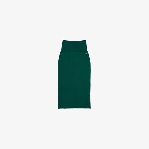 Women's Lacoste L!ve Knit Skirt