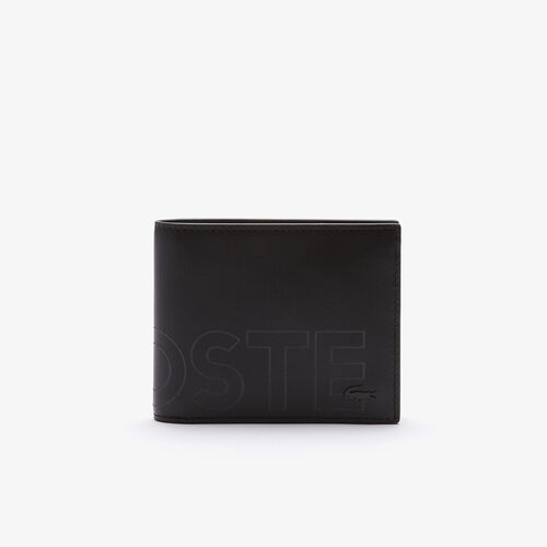 Men's Fitzgerald Small Branded Smooth Leather Wallet