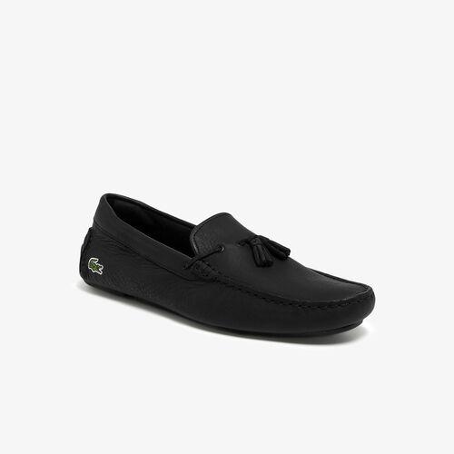 Men's Piloter Tassel Leather Driving Shoes