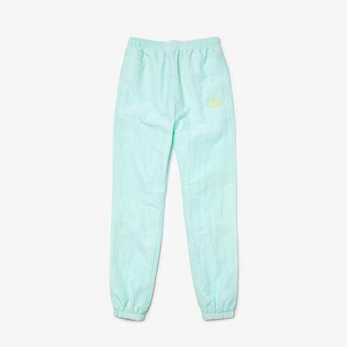 Women's Lacoste Live Textured Tracksuit Pants