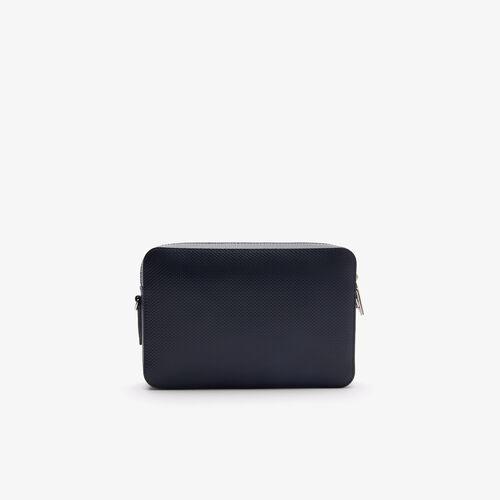 Women's Chantaco Detachable Shoulder Strap Premium Piqué Leather Bag