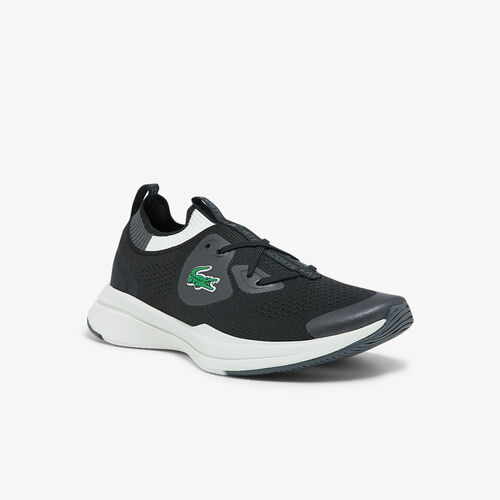 Women's Run Spin Knit Textile Sneakers