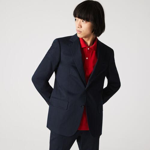 Men's Premium Stretch Cotton Blazer
