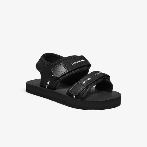 Children's Sol Textile Sandals