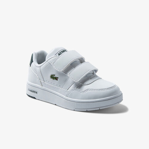 Infants' T-clip Synthetic Sneakers