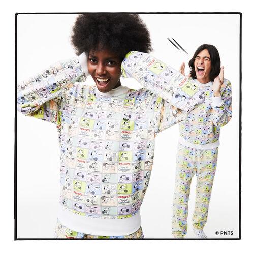 Unisex Lacoste X Peanuts Organic Cotton Sweatshirt