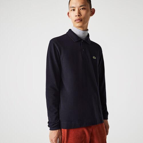 Men's Lacoste Classic Fit Organic Cotton Polo