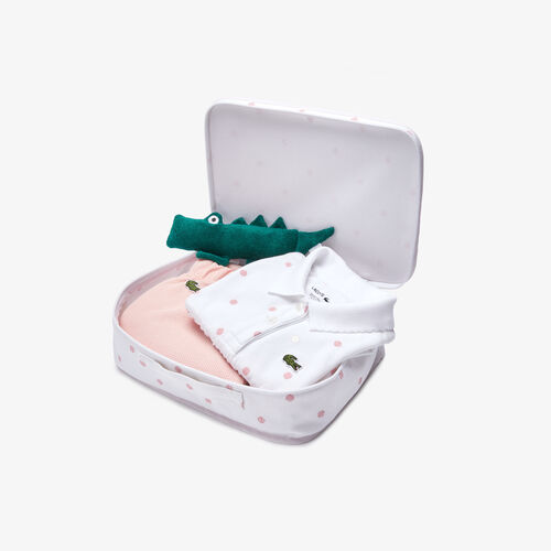 Girls' Toy And Organic Cotton Pajama Box Set