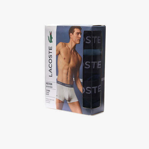 Men's Microfiber Trunk 3-pack